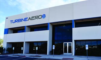 TurbineAero Corporate Headquarters