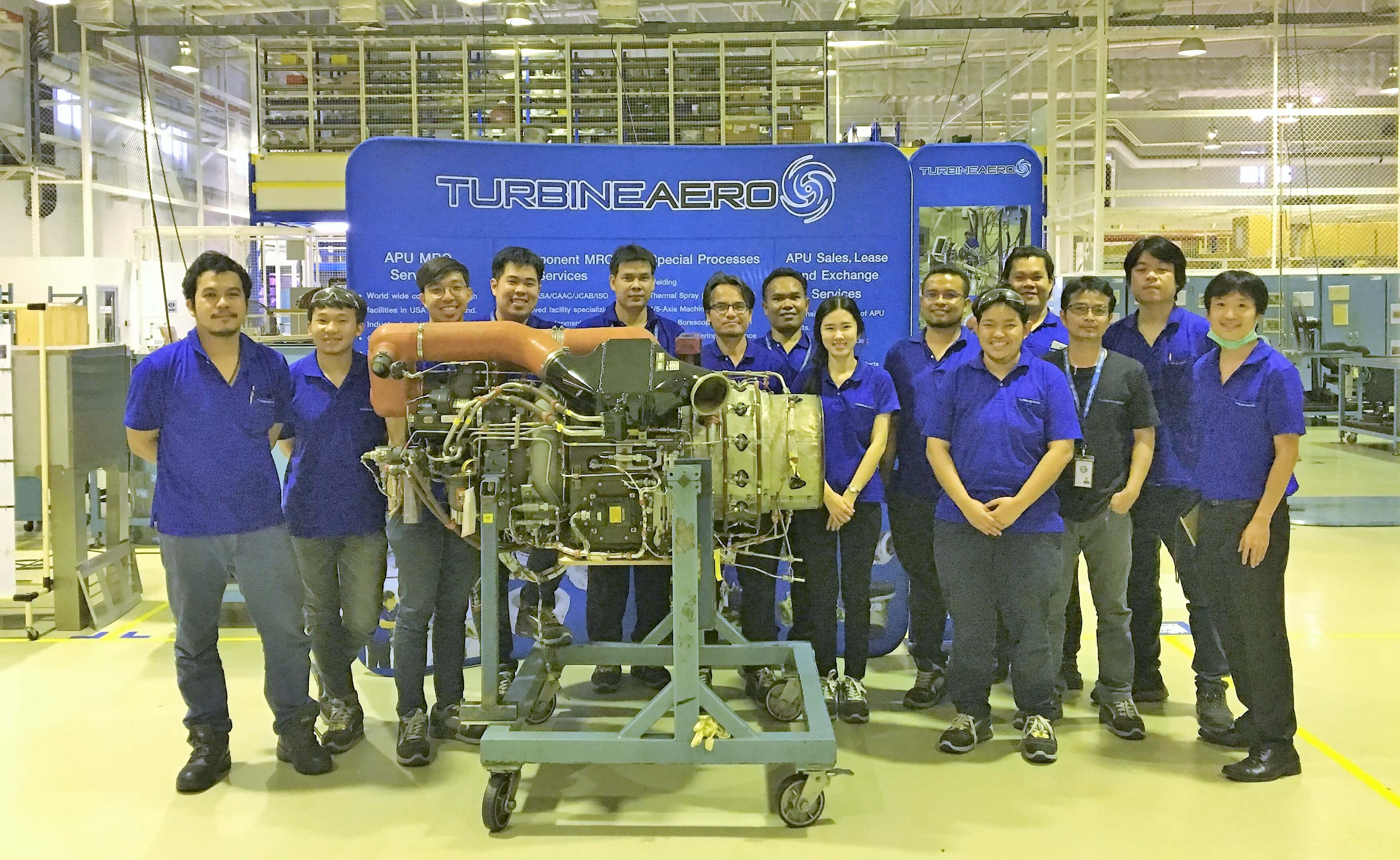 TurbineAero, Inc. Announces Acquisition of APU Piece Part Repair Business from the Triumph Group