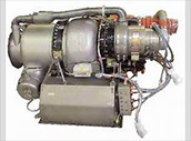 GTCP85 Aircraft Auxillary Power Unit