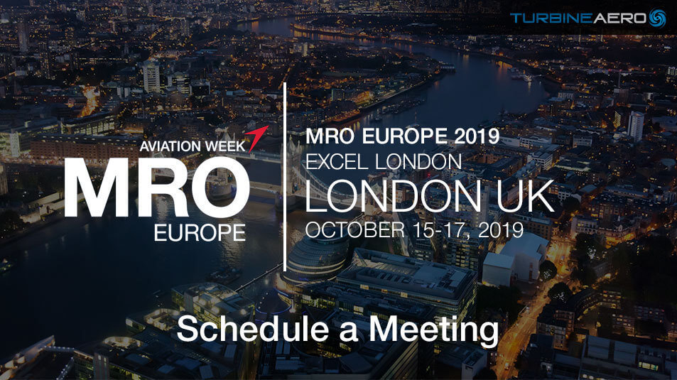 MRO Europe 2019 in London UK